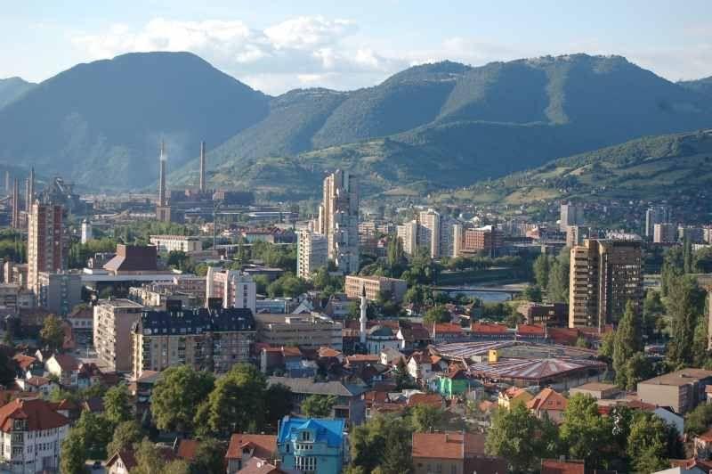 Скачать онлайн бесплатно лучшее фото город Зеница в хорошем качестве