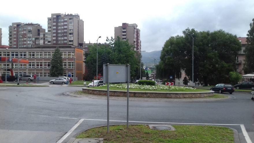 Фото города Зеница Босния