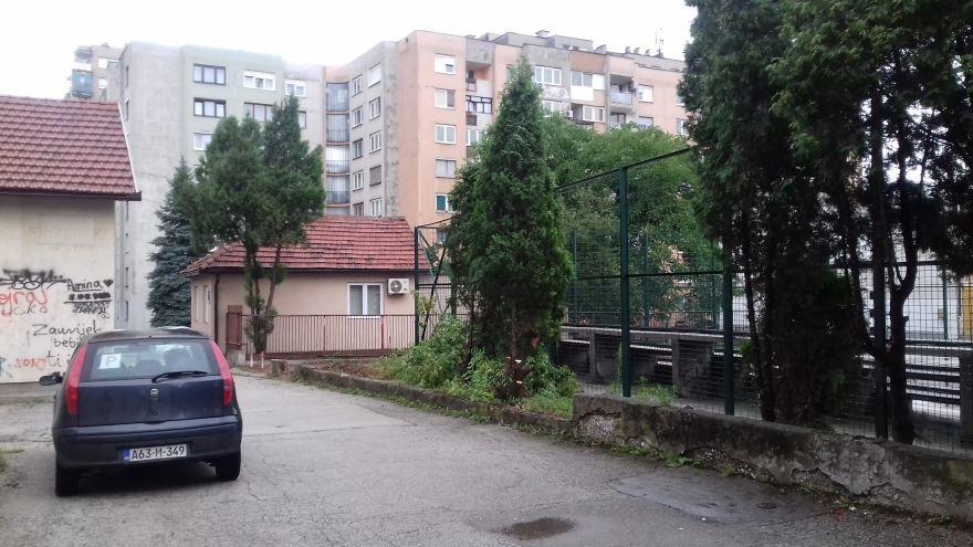 Смотреть красивое фото город Зеница