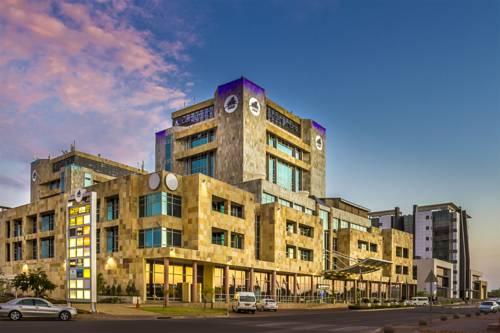 Фото города Габороне Ботсвана