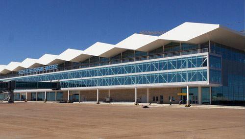 Аэропорт города Габороне 2019