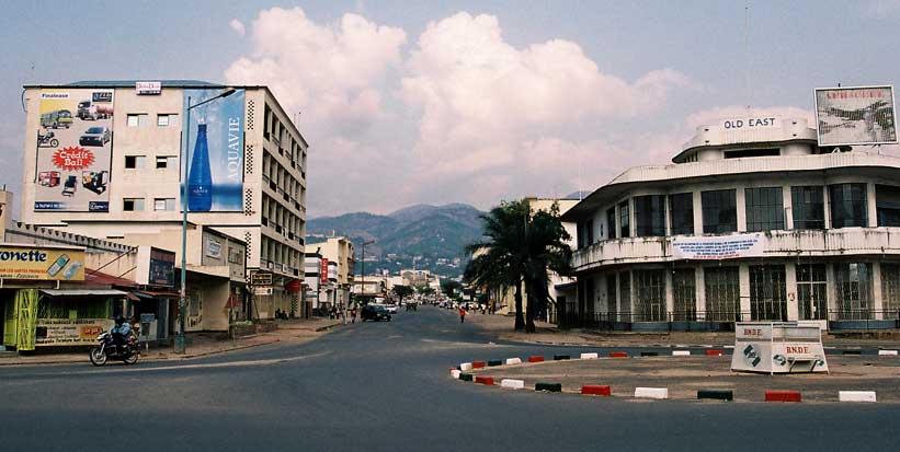 Город Бужумбура