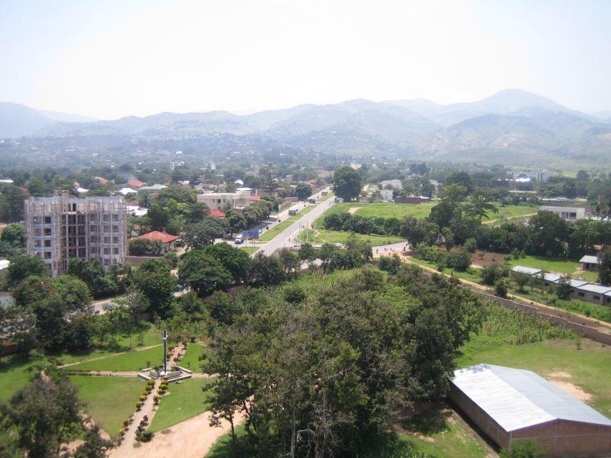 Фото города Бужумбура Бурунди