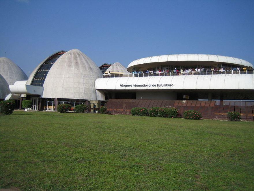 Аэропорт города Бужумбура Бурунди