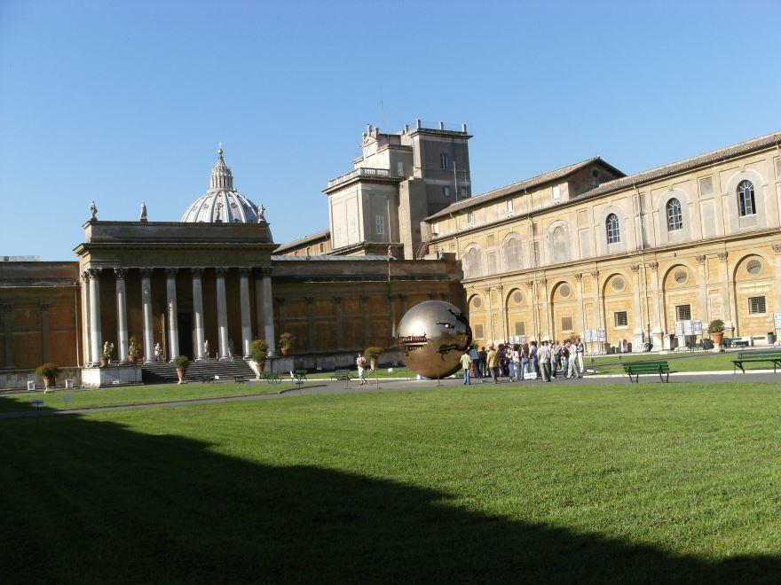 Фото города Ватикан