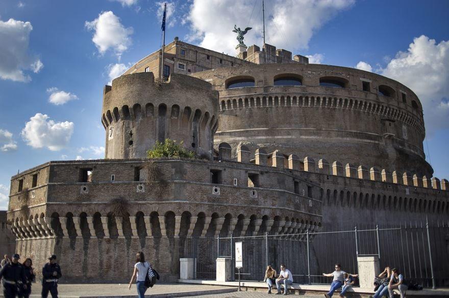 Скачать онлайн бесплатно лучшее фото город Ватикан в хорошем качестве