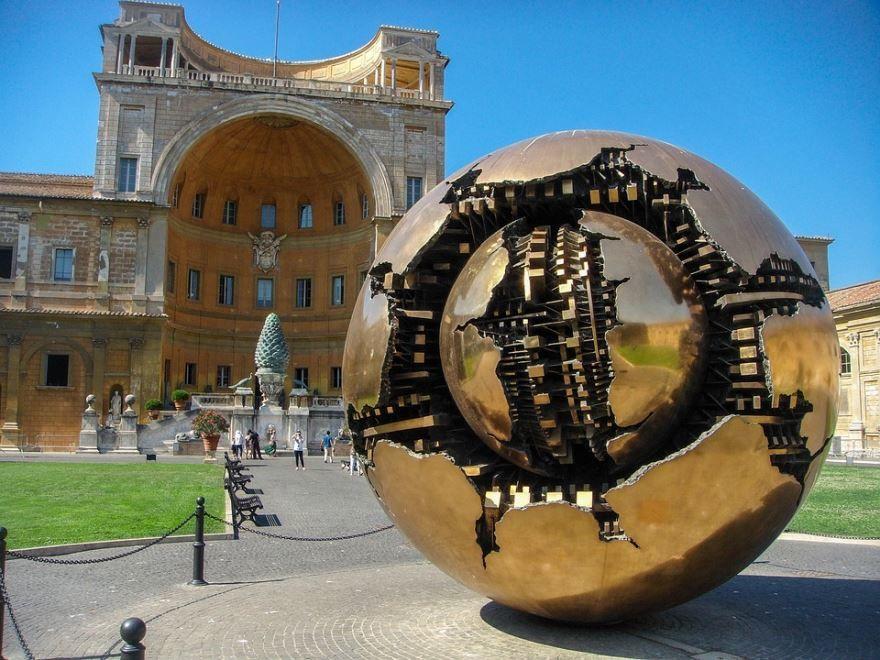 Музей город Ватикан
