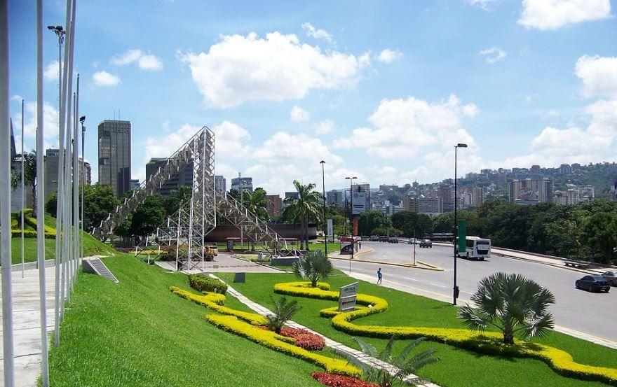 Смотреть красивое фото город Каракас 2019