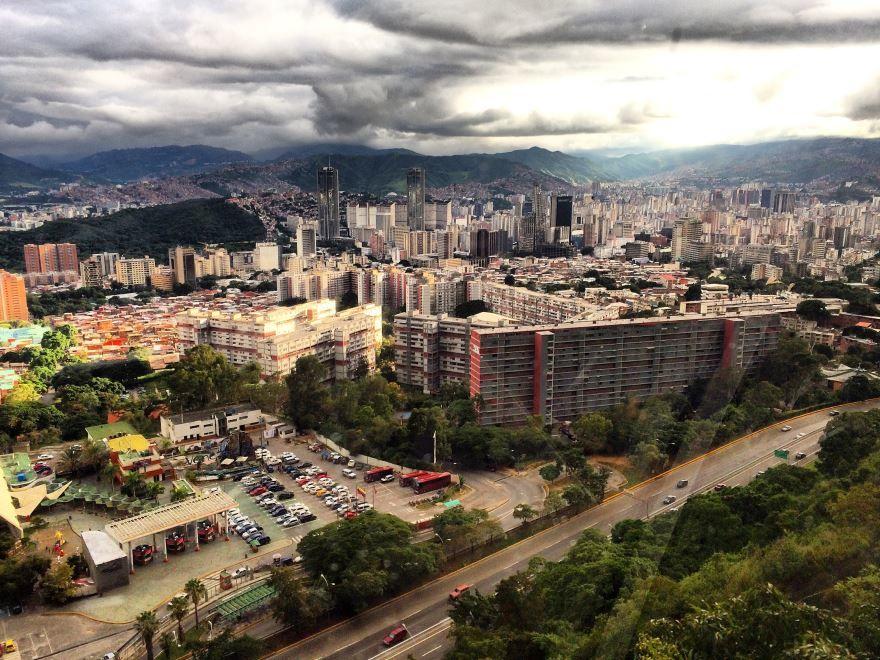 Город Каракас