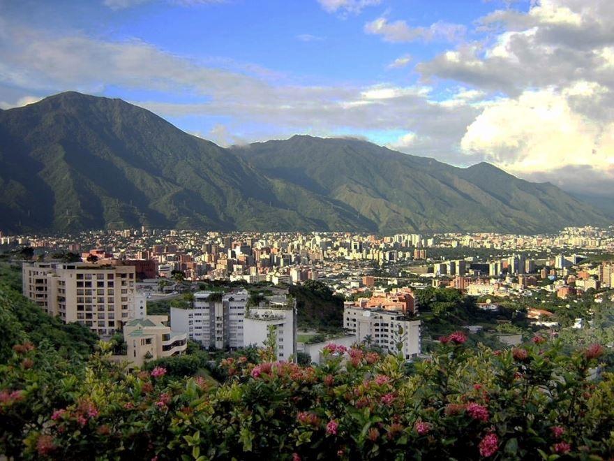 Фото города Каракас
