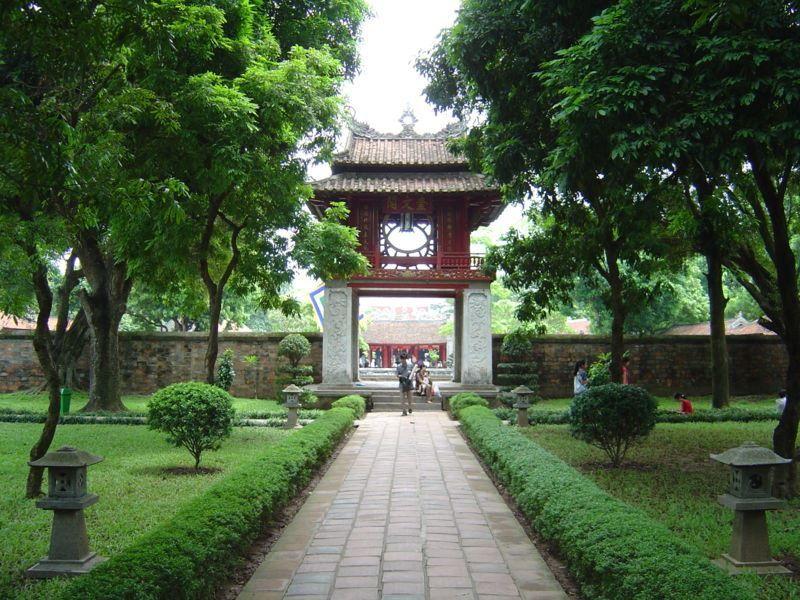 Фото города Ханой Вьетнам