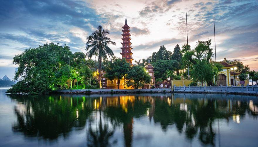 Смотреть красивое фото города Ханой 2019