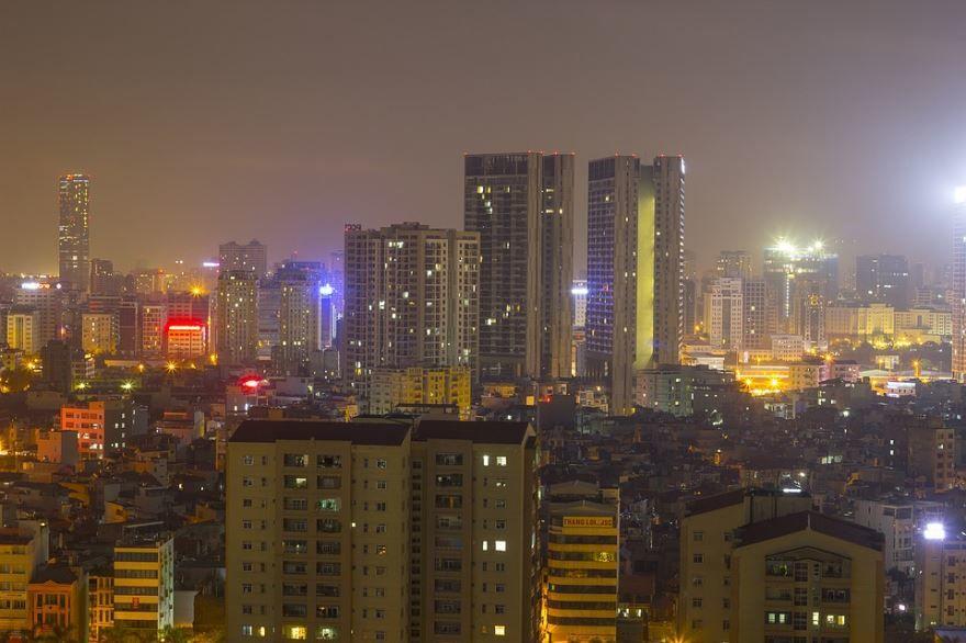 Скачать онлайн бесплатно лучшее фото города Ханой в хорошем качестве