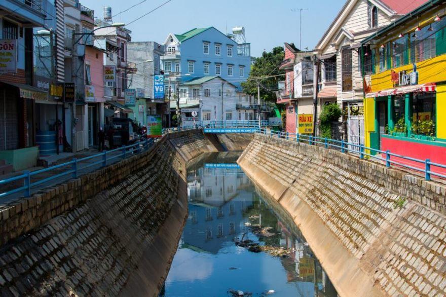 Фото города Далат Вьетнам