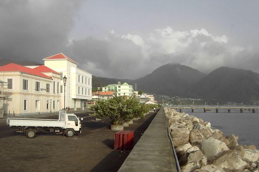 Фото города Розо Доминика