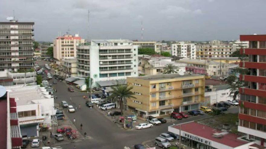 Фото города Либревиль Габон