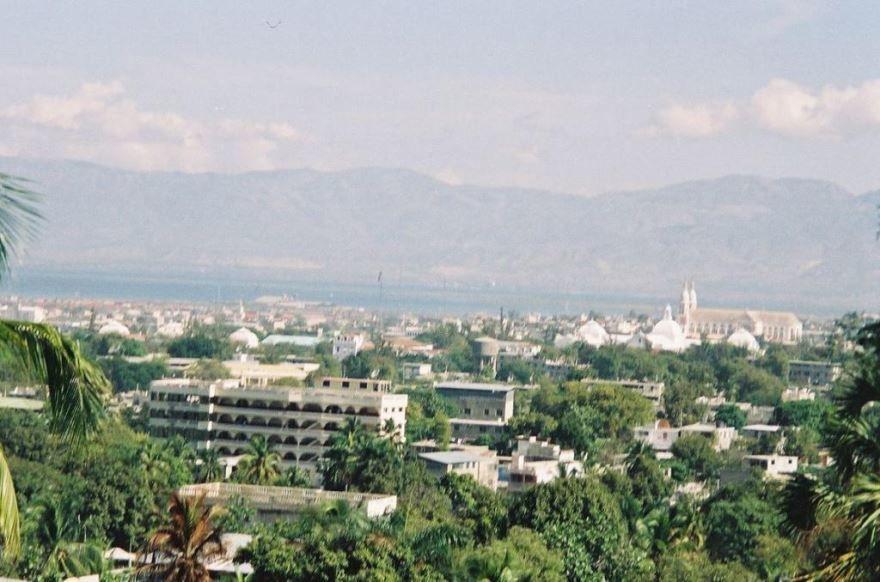 Город Порт-о-Пренс