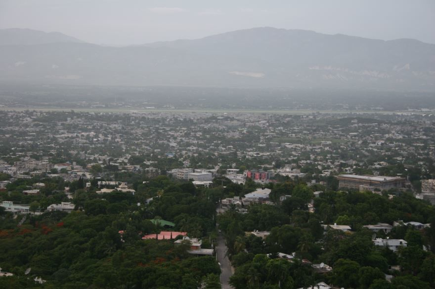 Фото города Порт-о-Пренс
