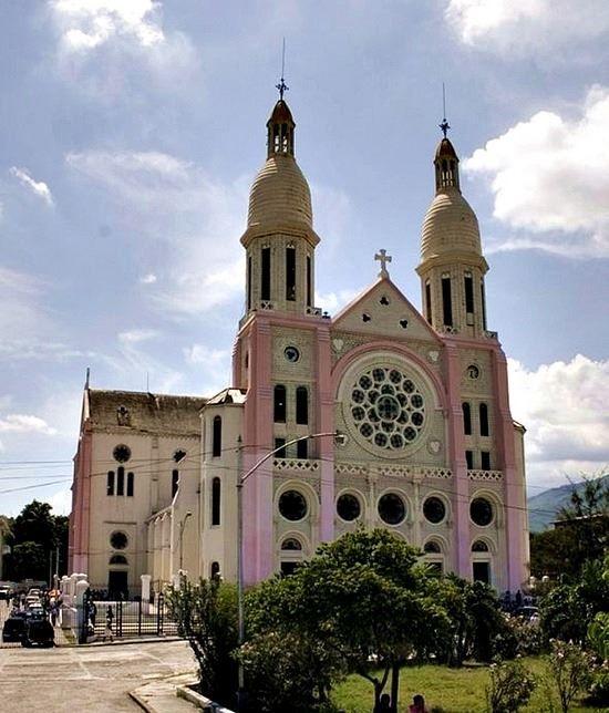 Собор город Порт-о-Пренс