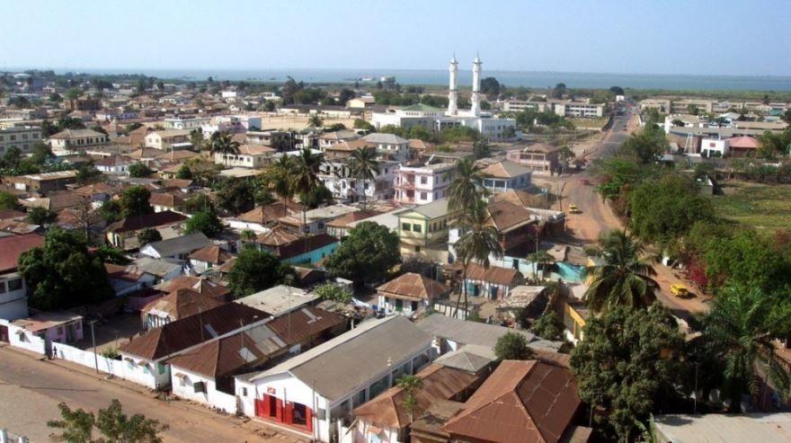 Фото города Банжул