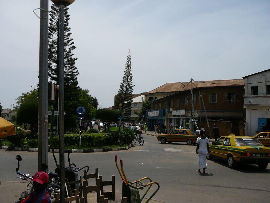 Скачать онлайн бесплатно лучшее фото города Банжул в хорошем качестве