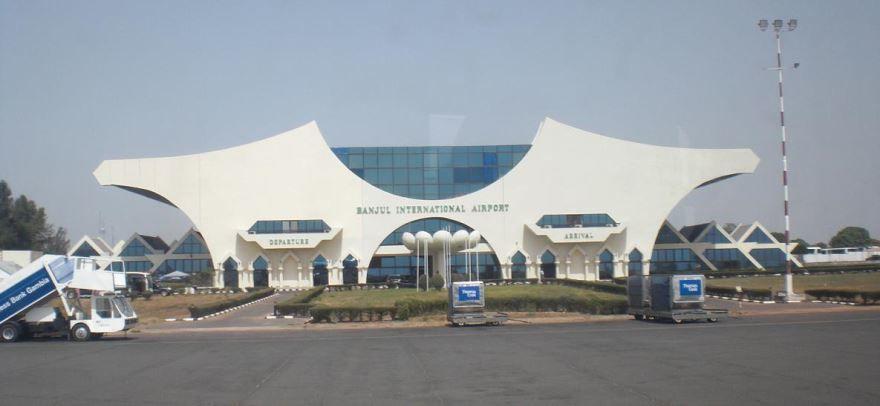 Аэропорт города Банжул