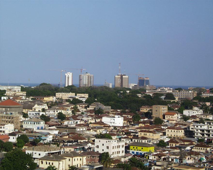 Город Аккра