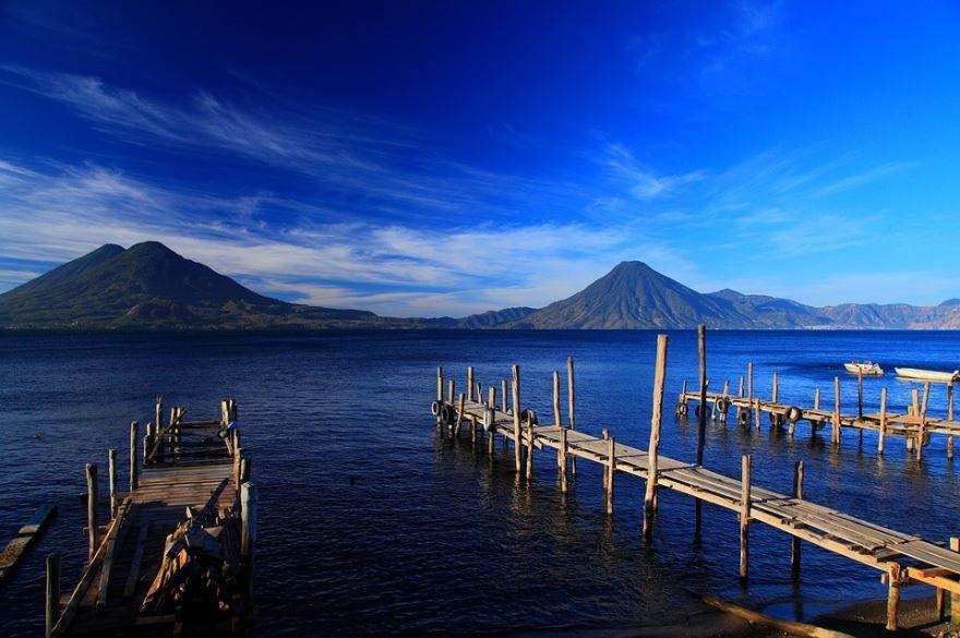 Природа город Гватемала