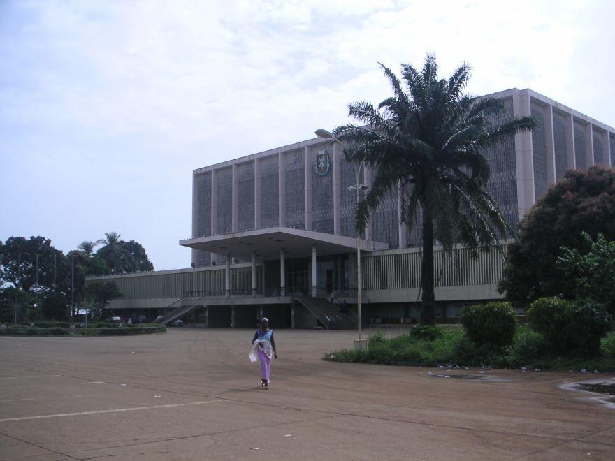 Фото города Конакри