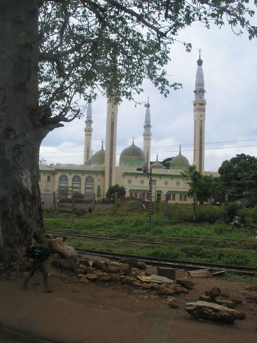 Мечеть города Конакри