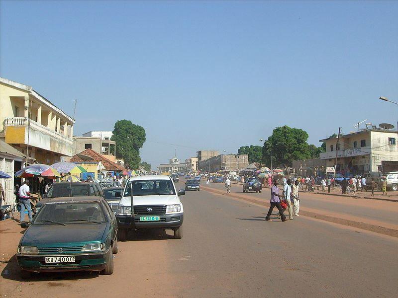 Скачать онлайн бесплатно лучшее фото города Конакри в хорошем качестве