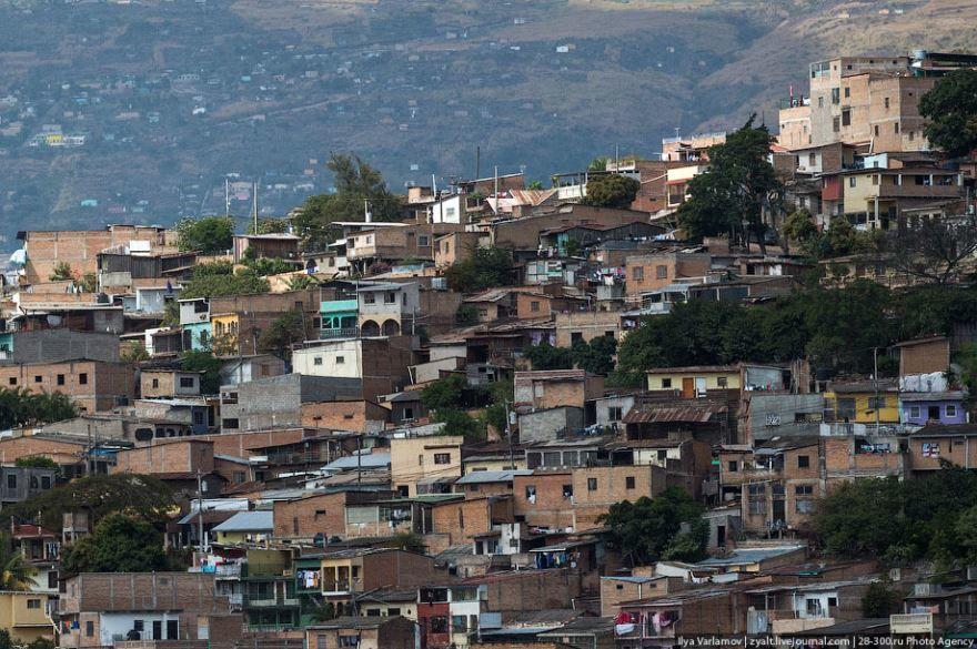 Скачать онлайн бесплатно лучшее фото город Тегусигальпа в хорошем качестве