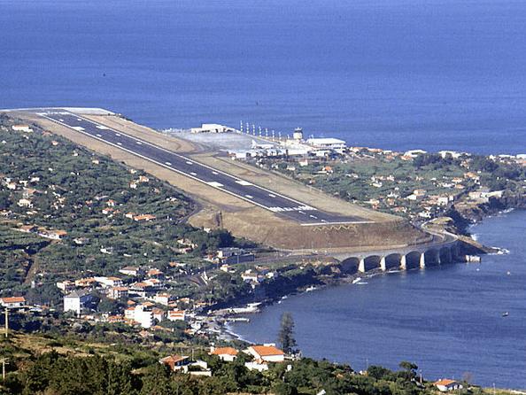 Аэропорт город Тегусигальпа