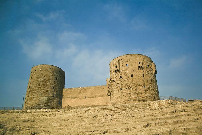 Каир крепость цитадель