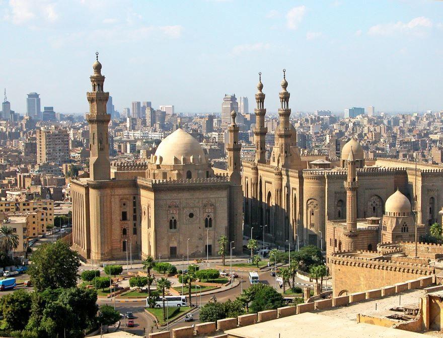 Мечеть город Каир