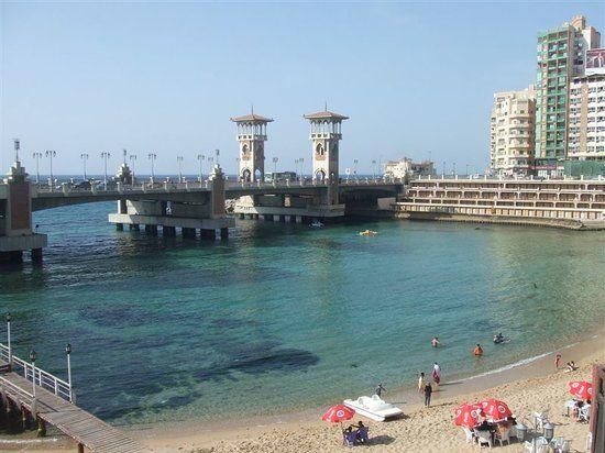 Смотреть красивое фото побережье город Александрия