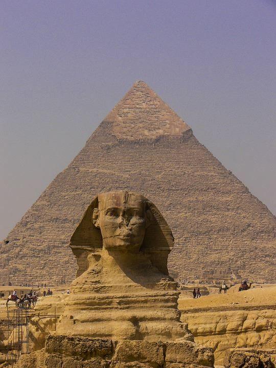 Смотреть красивое фото пирамиды Египет