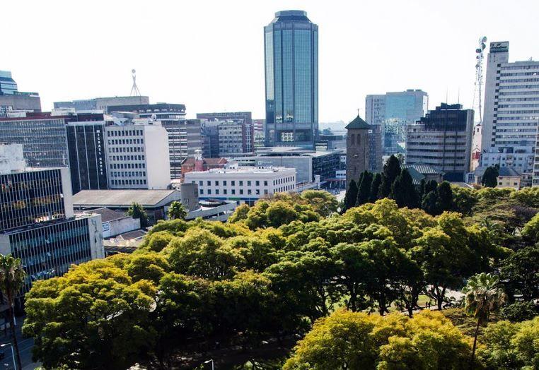 Фото города Хараре Зимбабве