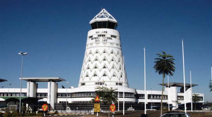 Аэропорт город Хараре