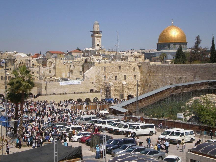 Город Иерусалим Израиль