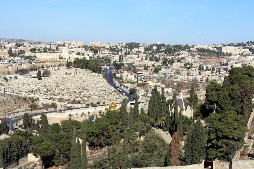 Фото города Иерусалим Израиль