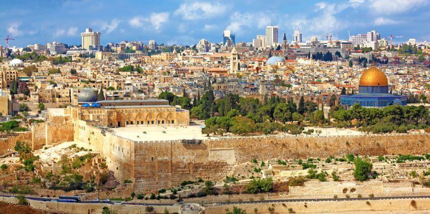Скачать онлайн бесплатно лучшее фото город Иерусалим в хорошем качестве