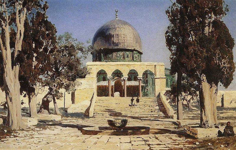 Достопримечательности город Иерусалим