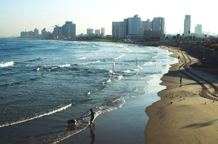 Скачать онлайн бесплатно лучшее фото город Тель-Авив в хорошем качестве