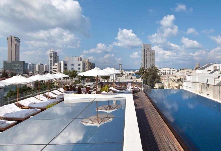 Фото города Тель-Авив