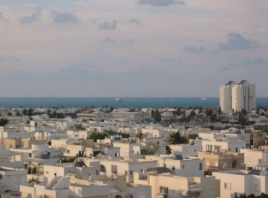 Скачать онлайн бесплатно лучшее фото вид на город Ашдод в хорошем качестве
