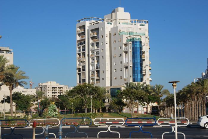 Фото города Ашдод Израиль