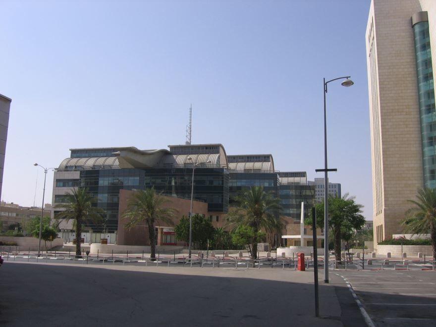 Фото города Беэр-Шева Израиль