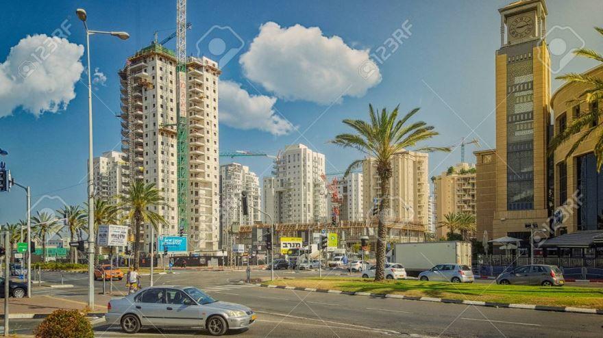 Фото города Холон Израиль