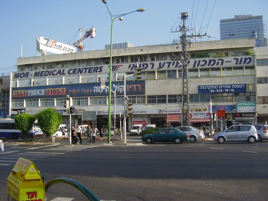 Город Бней-Брак Израиль